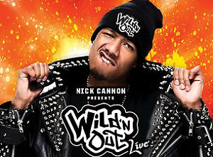 SELLING A PAIR OF NICK CANNON PRESENTS: WILD N OUT LIVE TICKETS
