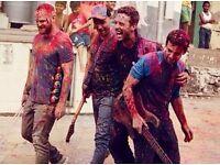 Coldplay Wembley TONIGHT 19th June 2016