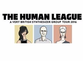 Human League Tickets x2 @ Cliffs Pavilion, for TONIGHT's SOLD OUT GIG!