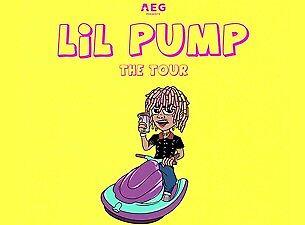 ticketin BarrheadGlasgowGumtree Lil pump Lil pump WEDH29I