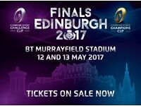 2 x European Champions Cup Final Tickets (Together) Can Email