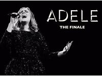 Adele Tickets 29th June