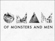 Of Monsters and Men Tickets Sydney Opera House 2nd May 2016 9PM Cashmere Pine Rivers Area Preview