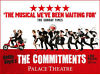 2 Dress circle tickets for The Commitments Sunday 24th 14:00 showing Charing, Ashford