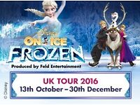 2 Disney on Ice Tickets Sheffield