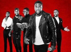 KEVIN HART - FIRST ONTARIO PLACE  - TWO TICKETS