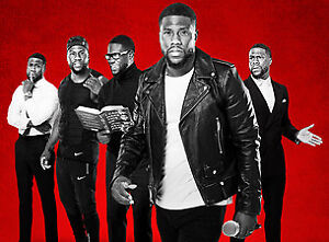 KEVIN HART + LOWER BOWL + CLUB SEATS + SECTION 105 + ROW 14