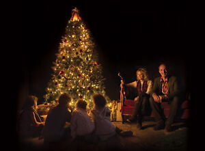A Celtic Family Christmas-2 tickets $50 each-Natalie MacMaster
