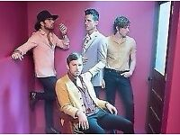 4x Kings of Leon standing tickets at Manchester Arena, Friday 9 June