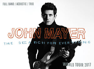 John Mayer Portland, OR, July 22