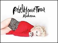 Madonna Tickets FACE VALUE Vancouver Oct14 -FLOOR & LOWER BOWL!!