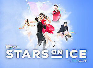 ROW 1 Stars on Ice Investors Group May 4th 3 Tickets