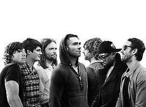 Maroon 5 - March 1st 730pm 4 hard tickets! Can meet in KW!