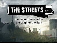 The streets ticket - Leeds 23.4.18