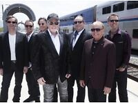 Beach boys tickets, inverness leisure centre 27th May