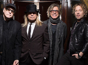 Cheap Trick Friday January 18th @ 9:00pm @ Avalon Ballroom
