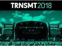 2x TRNSMT tickets for Friday 29 June. Stereophonics, Jessie J, Script, James Bay etc