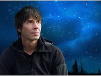 Professor Brian Cox Live at the London SSE Wembley Arena Friday 26 May, 2017