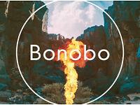 2 x Bonobo Tickets at Leeds, O2 Academy - 01/03/17