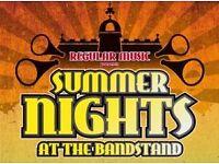 2 Tom Jones Tickets - Kelvingrove Bandstand - General Entry