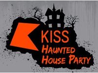 2 x Kiss Haunted House Party Seated Tickets - 27/10