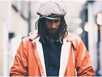 2 JP Cooper tickets for sale, £15 each - Manchester O2 Ritz October 9