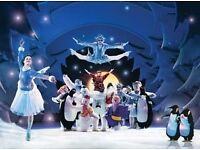4 Tickets for The Snowman! London at 2.30pm