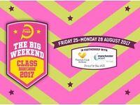 Manchester Pride Platinum 100 VIP full weekend wristbands