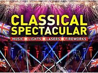Classical Spectacular - London Royal Albert Hall - Sun 19th November 2017