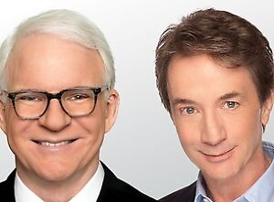 STEVE MARTIN – Pair of Tix in 1st Row of ORCH CENTER on Aug 2!