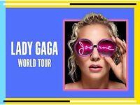 Lady Gaga Tickets - Sunday 15th October 2017 - Birmingham - Front Block!