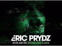 Eric Prydz ticket £25