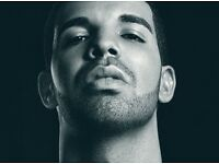 Drake tickets (x2 Dublin)