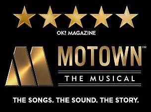 Motown Tickets £40