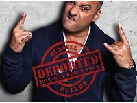2 x Russell Peters Tickets @ Arena Birmingham on 24/04/18. Block A Row R Face Value