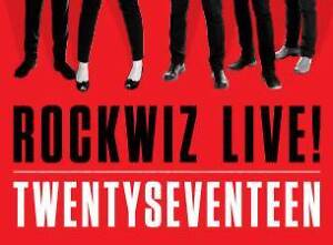 4 x TICKETS TO ROCKWIZ LIVE AT THIRROUL THIS TUESDAY Stanwell Park Wollongong Area Preview