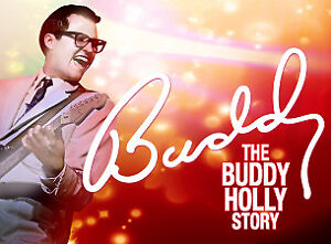 The Buddy Holly Story (deux billets)