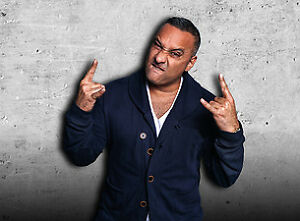 Russell Peters SEC 119 Row 2 - 2 tickets