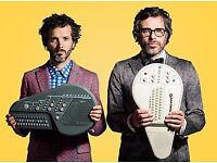 FLIGHT OF THE CONCHORDS TICKETS X2 £90 each