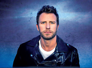 Dierks Bentley Tickets 4 Side by Side Lower Level Close to Stage