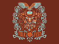 Edmonton Folk Music Festival - Single Day Passes - Hard Copy