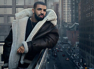 Drake Tickets Centre Stage! 2 Tickets for August 21