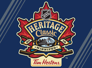 HERITAGE CLASSIC TICKETS FOR TODAY'S GAME