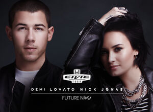 Demi Lovato & Nick Jonas - MUST SELL QUICKLY - Make an Offer