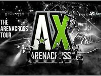 Arenacross Newcastle 2018 13/01/18