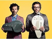 Flight of the Conchords X2 tickets Leeds March 27th