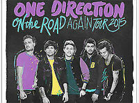 One Direction Front of the Line Tickets- $150 (Section 211)
