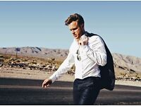 Olly Murs -31st March O2 Arena- 2 tickets for sale
