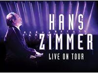 Hanz Zimmer World Tour 16/06