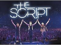 The Script, Bournemouth BIC tickets for sale, 22/02 2x Standing tickets available